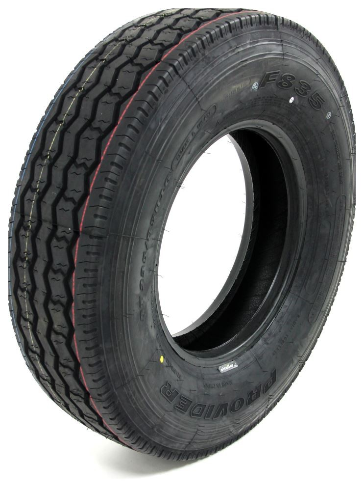 Provider ST235 85R16 Radial Trailer Tire Load Range G Taskmaster Tires and Wheels TTWPRG235R16