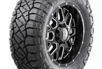 295 70r18 Tires Nitto Ridge Grappler 295 70r18 Tires