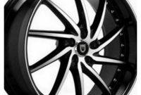 "Cheap 26 Inch Rims and Tires Package Used 26"" Inch Lexani Artemis Wheel Tire Package Machine Black Wheels"