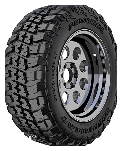 Tires 35x12 5x18 Amazon Federal Couragia M T Mud Terrain Radial Tire 35x12