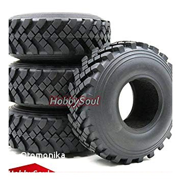Truck Rims and Tires Package Deals Amazon 4pcs Rc 2 2 Truck Crawler Tires Tyres Od 129mm Fit 2 2