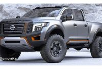 2017 Nissan Titan Warrior Concept Price 2016 Detroit Motor Show Nissan Titan Warrior Concept Revealed