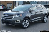 Cheap ford Edge Lease Deals 2016 Used ford Edge 2016 ford Edge Sel 1 Owner Off Lease 615 730