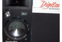 Digital Research Speakers New Digital Research Da 2012 Speaker 3 Way Studio Speaker