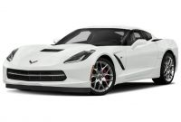 How Much is A New Corvette 2018 2018 Chevrolet Corvette Stingray 2dr Coupe Pricing and Options