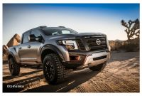 Nissan Titan Warrior 2017 Price Uae Nissan Titan Warrior Concept Makes World Debut at the 2016 north