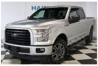 """2016 ford F 150 Price Range 2016 Used ford F 150 4wd Supercrew 145"""" Xlt at Haims Motors Serving"""