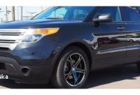 Ford Dealers Az Used 2013 ford Explorer for Sale In Mesa Az
