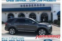 Ford Dealership Bay St Louis Ms 2018 ford Explorer Limited In Waveland Ms