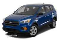 Ford Dealership St Louis Michigan New 2018 ford Escape